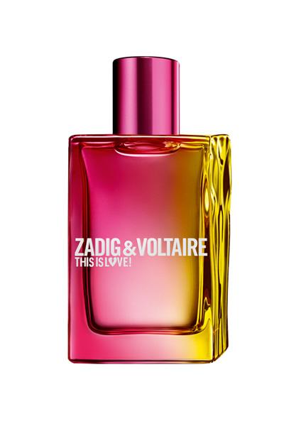 parfum trends 2020 zadig voltaire this is love