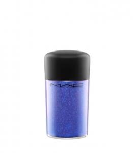 MAC blauwe oogschaduw poeder pigment