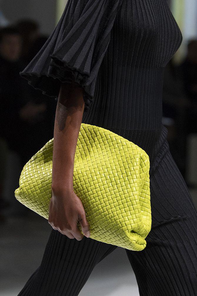 bottega veneta handtas trends milaan fashion week