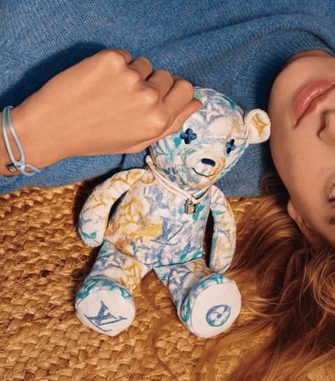 Crush van de dag: Virgil Abloh ontwerpt Lockit-armband voor het goede doel