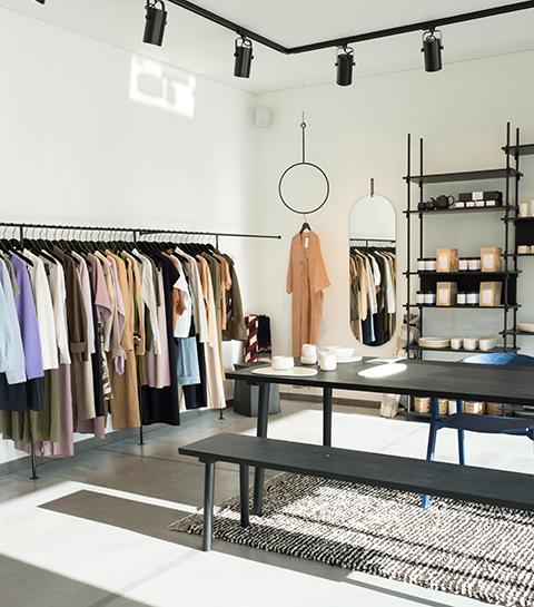 Frau: de Gentse conceptstore voor design met een hoek af
