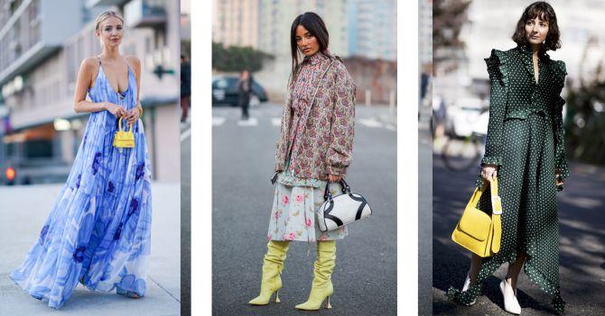 geel trendkleur 2020 styling inspiratie