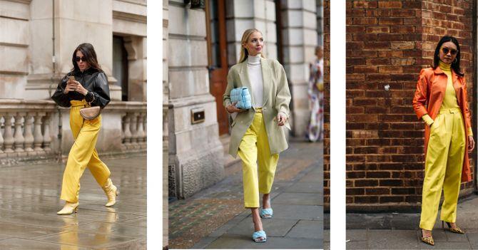 Dit is dé opvallende trendkleur van de fashion weeks - 5