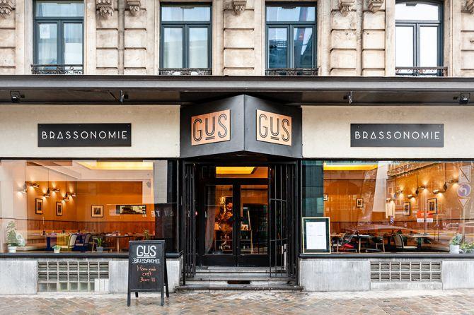 Getest: Gus, Brussels brouwonomisch restaurant - 1