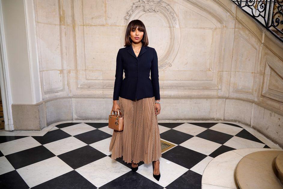 Kat Graham, Dior, Haute Couture, Bar jacket