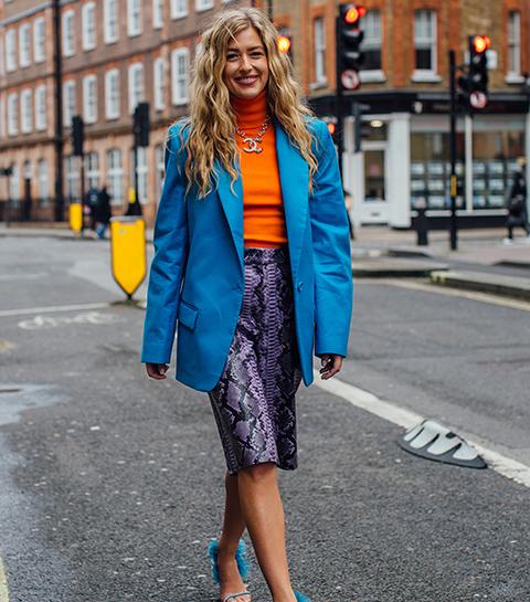 De beste streetstyle looks van London Fashion Week