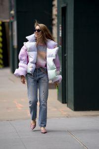 mode, streetsyle, cirkel jeans, nyfw
