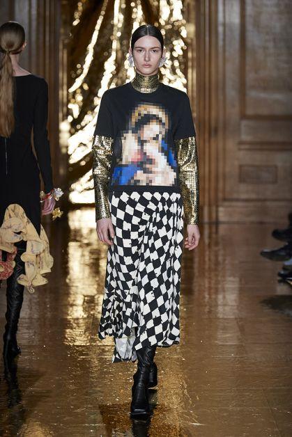 preen london fashion week catwalk winter 2020