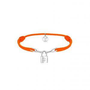 Lockit-armband, Louis Vuitton, Virgil Abloh, Unicef