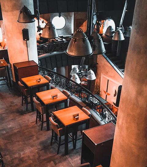Hotspots: 5 keer romantisch dineren in Brussel