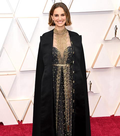 Oscars 2020: Natalie Portman zet vrouwelijke regisseurs in de kijker