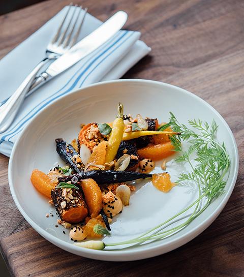 Hotspots: in deze (sterren)restaurants eet je vegetarisch op culinair niveau