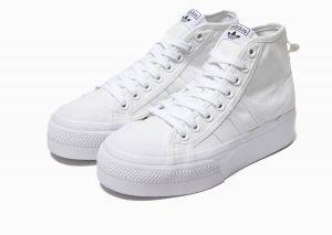 adidas witte sneakers