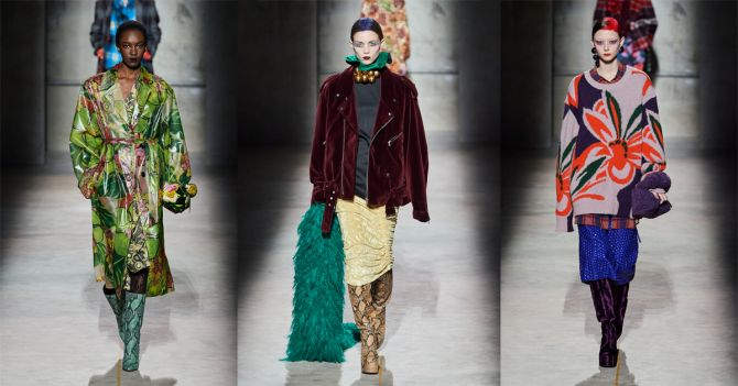 dries van noten Fashion Week de Paris