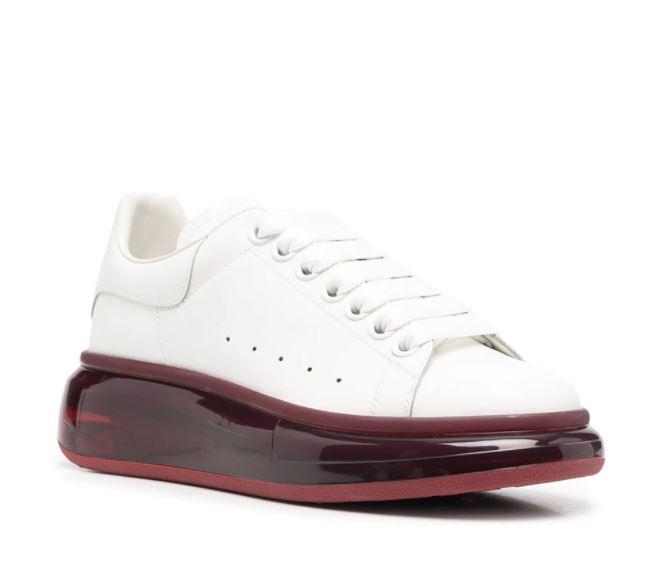 alexander mcqueen witte schoenen