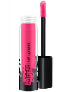 mac lipgloss lacquer patent paint
