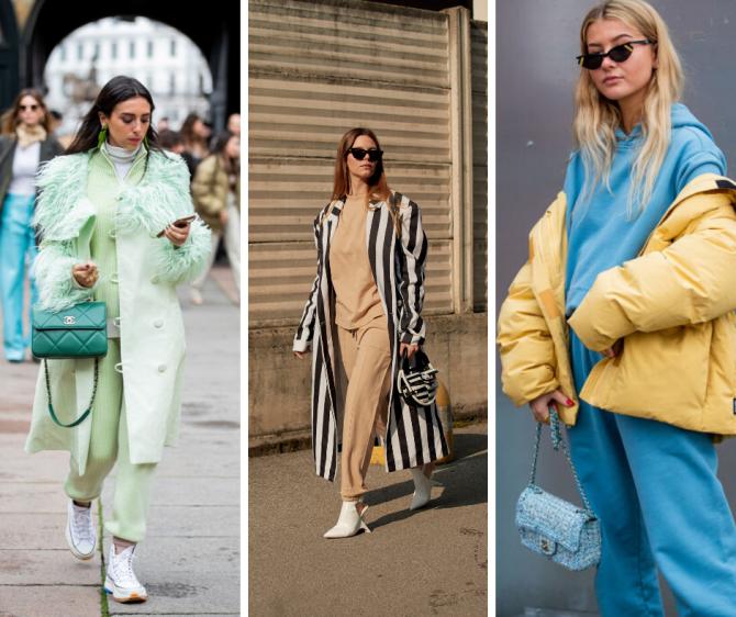 sweatsuit, fashion week, influencer