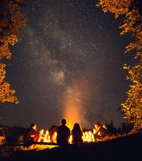 Wildkamperen: dit zijn de beste plekjes in Europa