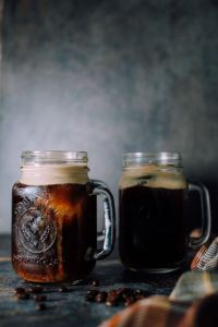 cold brew, koffie, recept