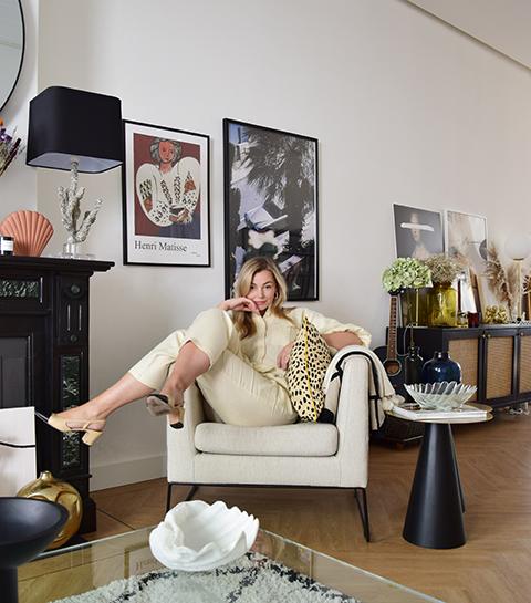 Binnenkijken: zo woont de Nederlandse influencer Vivian Hoorn