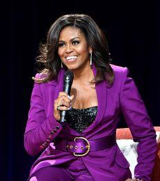 Michelle Obama is binnenkort te zien op Netflix