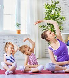 Kinderyoga: wat zijn de voordelen?