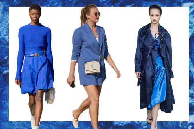 klassiek blauw trend