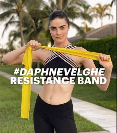 Workout van de week: Pilates met Daphne Velghe