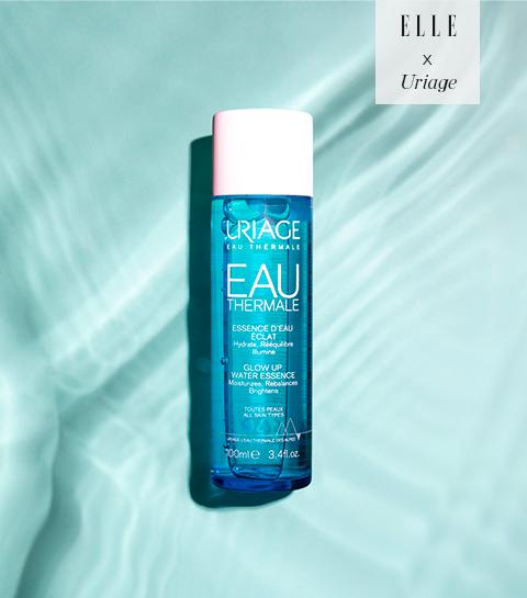 Win 100€ aan producten van Uriage voor een gehydrateerde en stralende huid