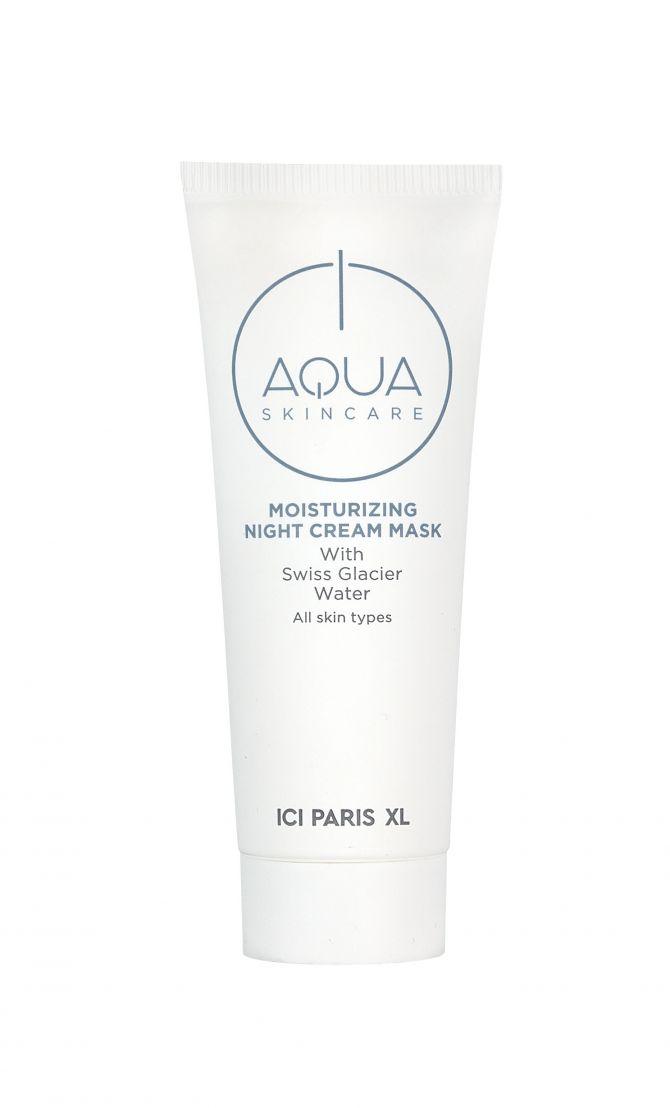 Moisturizing Night Cream masker