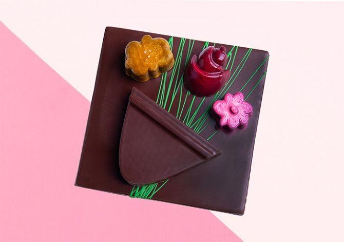 Benoit Nihant moederdag chocolade