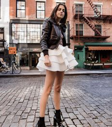 The Man Repellers Leandra Medine: de blogster in anticonceptiekleren