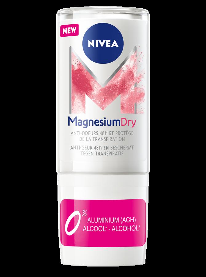 magnesium deodorant Nivea