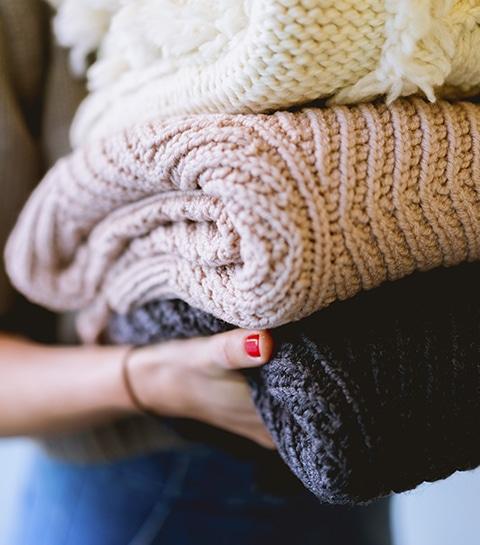 10 geniale tips om beschadigde kleding te redden