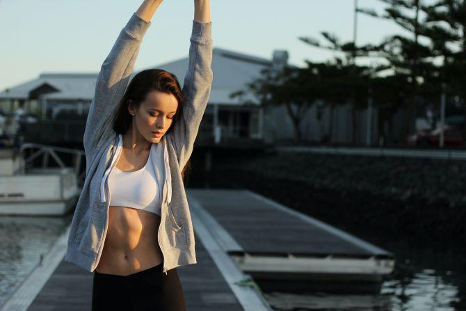 lichaam topvorm fit