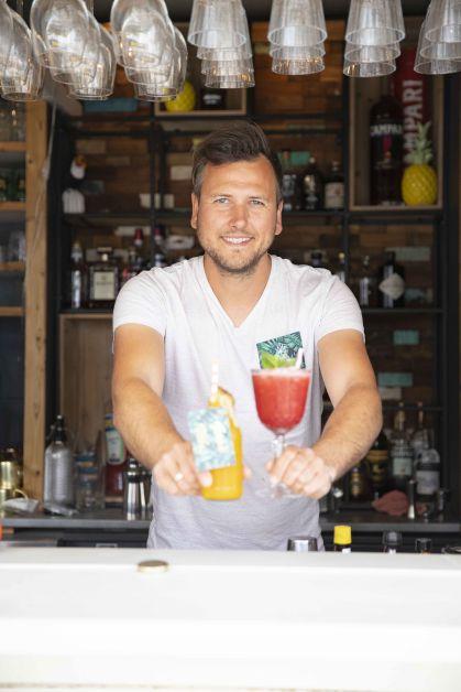 Pura Vida cocktail