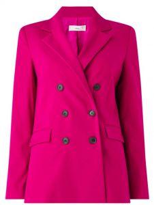 mango roze blazer