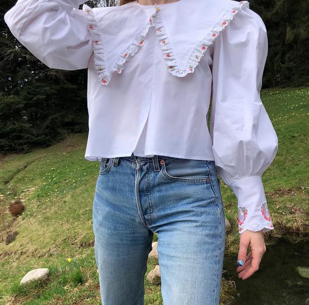 maisoncléo blouse