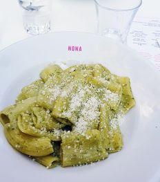 NONA Pasta: de nieuwe hotspot voor pastalovers in Brussel