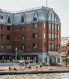 Staycation: een ontspannen yogaweekend in Amsterdam