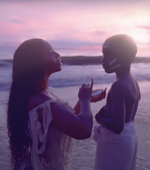 Black is King: de nieuwe muzikale film van Beyoncé viert de zwarte identiteit