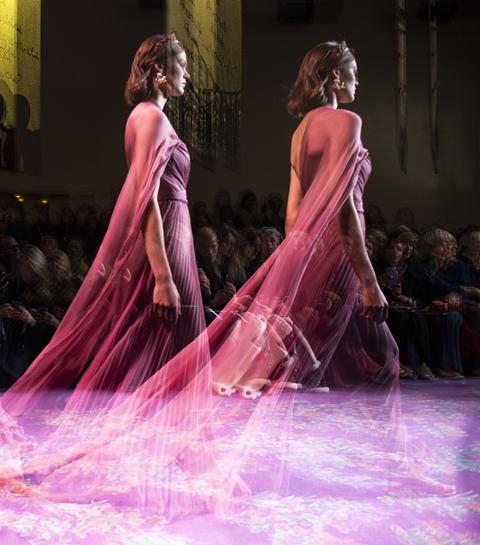 Dior Haute Couture: volg het magische defilé hier helemaal live