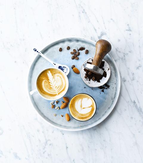 4 verrassende koffierecepten die helemaal vegan zijn