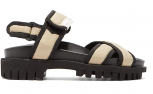 dad shoe trend