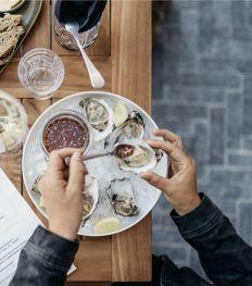 Hotspots: 7 niet-toeristische restaurants in Amsterdam