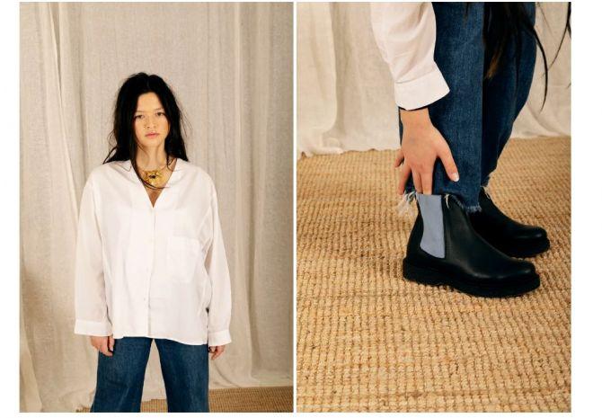 Charlotte schoenen collab