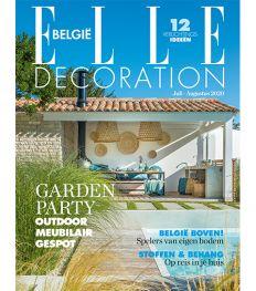 Lees de zomereditie van ELLE Decoration België gratis