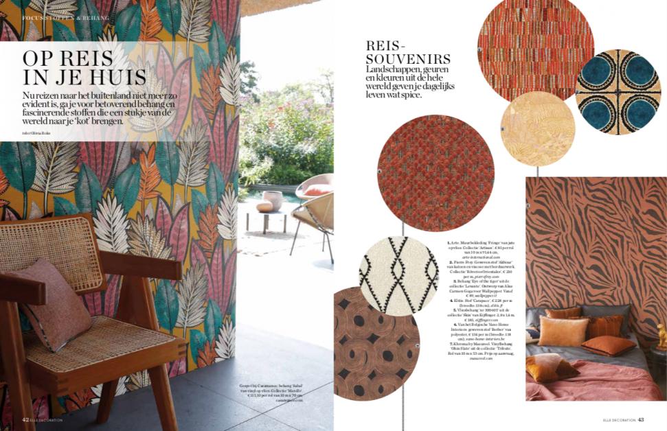 Lees de zomereditie van ELLE Decoration België gratis - 2