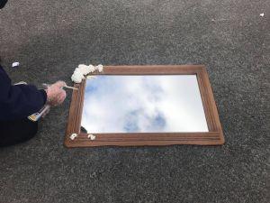 DIY spiegel trend