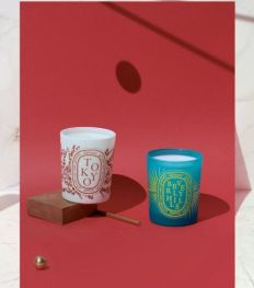 Wishlist: de nieuwste City Candles van Diptyque